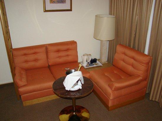 Al Qurum Resort: Room 102