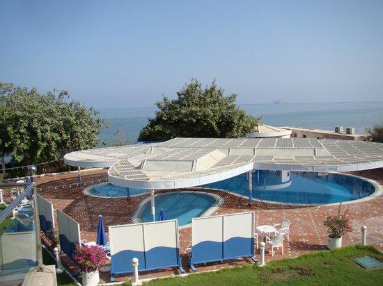 Al Qurum Resort: Pool Area