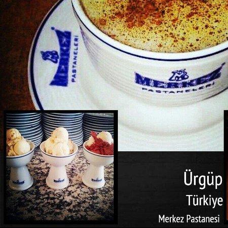 Merkez Pastanesi: Dondurma ve Sahlep