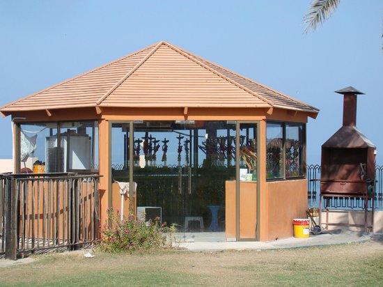 Al Qurum Resort: Shisha