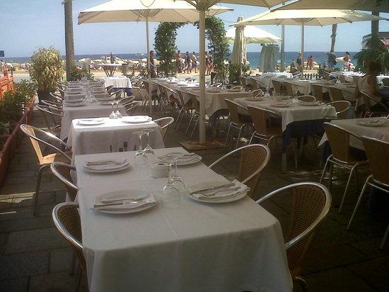 Terraza Litoral Picture Of Restaurante Litoral Barcelona