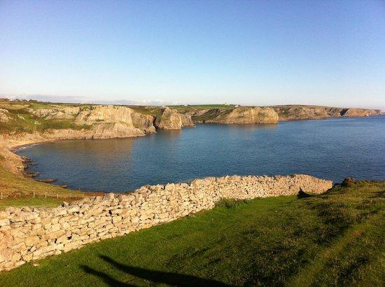 Wyndgarth House : Coastal walks