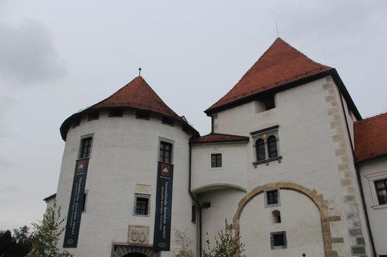 Old Castle (Stari Grad) : old castle varazdin