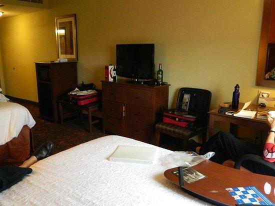Hampton Inn Elmira/Horseheads: Room