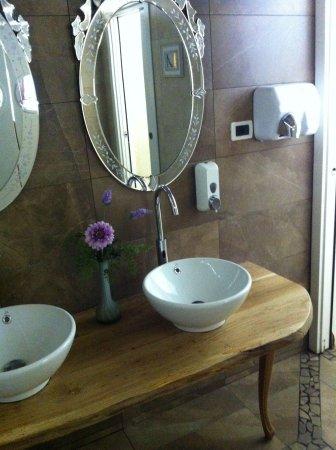 Al Folzone: Il bagno