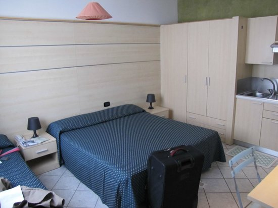 Progresso Hotel : room