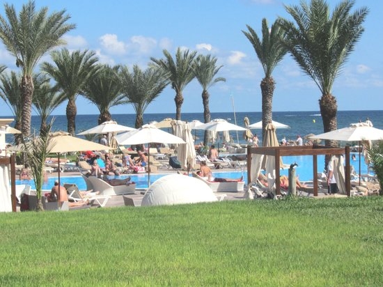 Scheherazade Hotel Sousse: Just one of the outstanding views from the hotel grounds