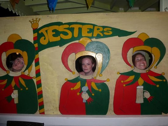 Jesters Bar : fun night