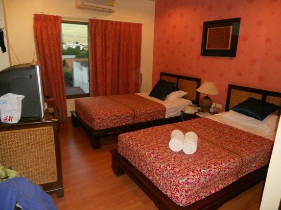 Chiang Mai Thai House: chambre