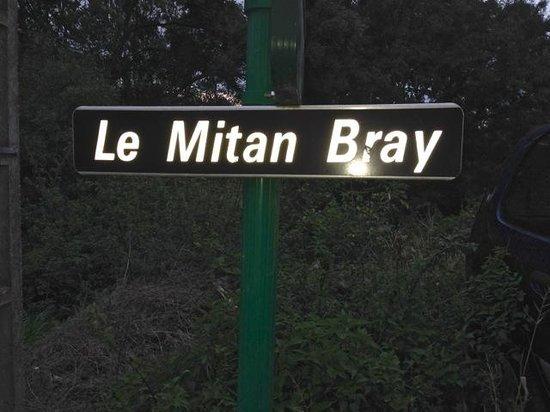 La Grange : Street indication