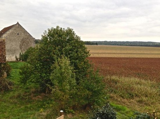 La Grange: Country view from bedroom
