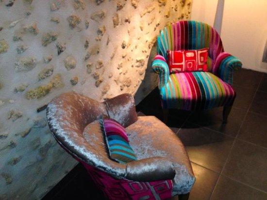 La Grange : Nice chairs