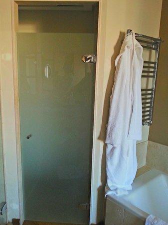 Protur Biomar Gran Hotel & Spa: Porta senza privacy