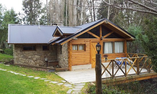 Cabanas Pinotea: cozy cabin, rustic and warm