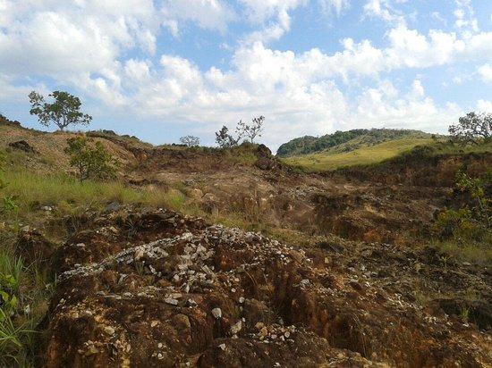Parque Nacional do Monte Roraima: Pacaraima
