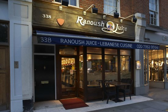 Ranoush - Kings Road