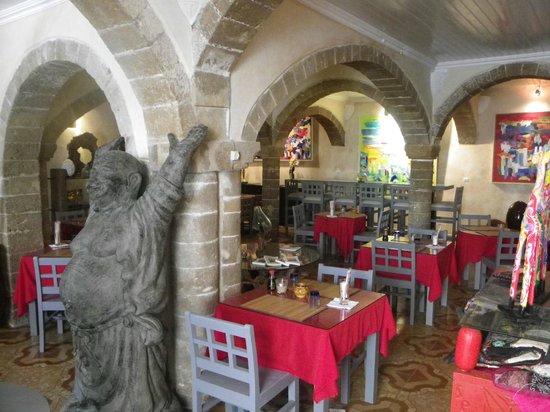 Le Restaurant du Poisson Rouge : Le restaurant galerie