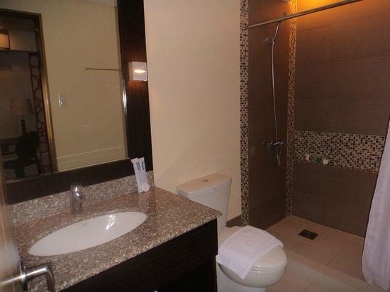 St. Mark Hotel: Bathroom