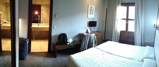 Gran Hotel Puente Colgante: chambre
