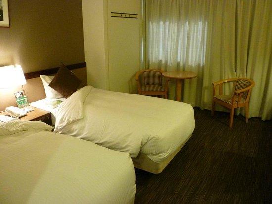 Hotel Hokke Club Sendai : 法華クラブ仙台室内