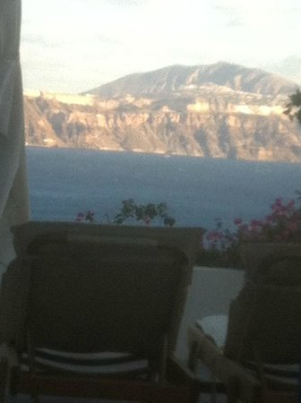 Chelidonia Villas: View from the bed
