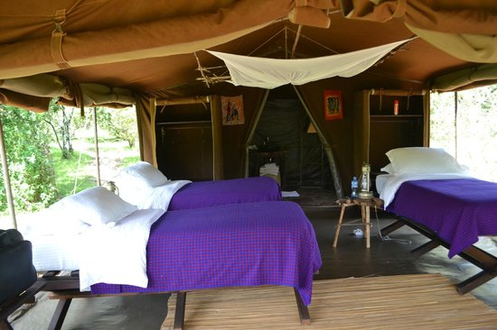 Enkerende Tented Camp : ...