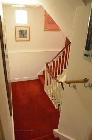 Oriel Milgi: Stairs