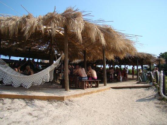 Isola di Levan: Sunshine Beach Bar Levan