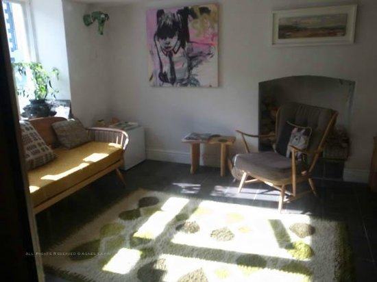 Oriel Milgi: Living Room