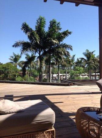 Lopesan Baobab Resort: blick auf 'Lagune'