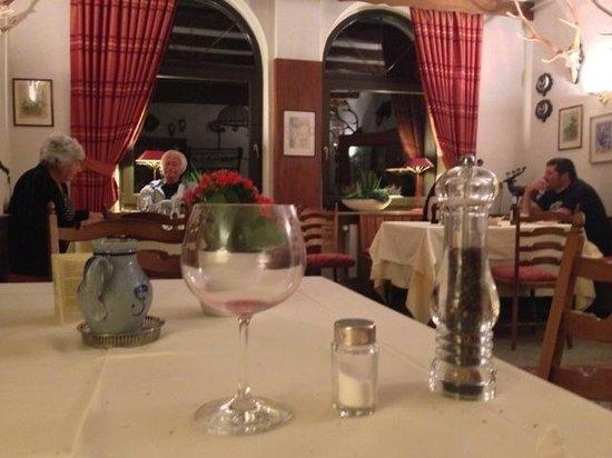 Hotel Tannenheim: Interior view