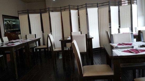 Restaurante Nuevo Sierra Mar