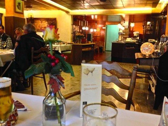 Landhotel Zur Katz: Restaurant overview