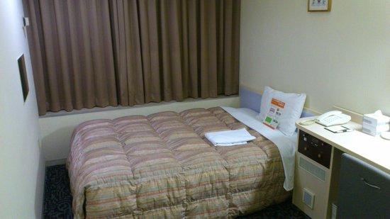 Comfort Hotel Hakata: ベッド