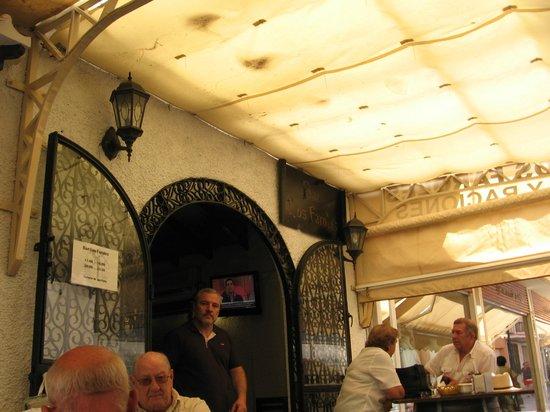 Bar Los Faroles: Hidden Gem