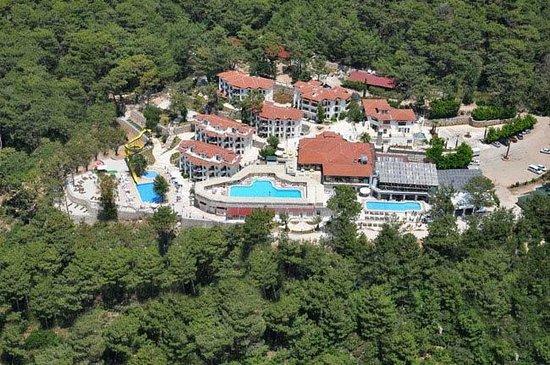 St Nicholas Park Hotel Hisaronu