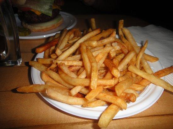 Corner Bistro: patatas fritas