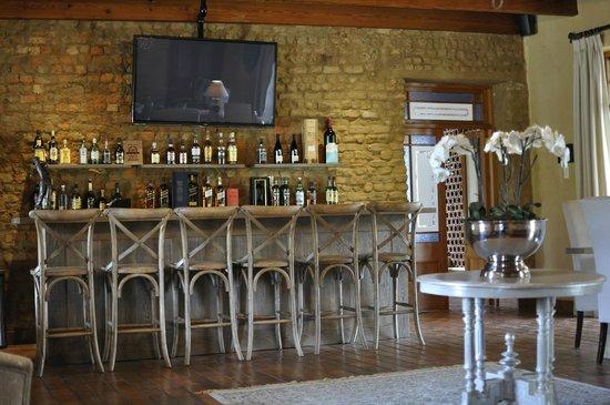 Avondrood Guest House: Avondrood Bar Area