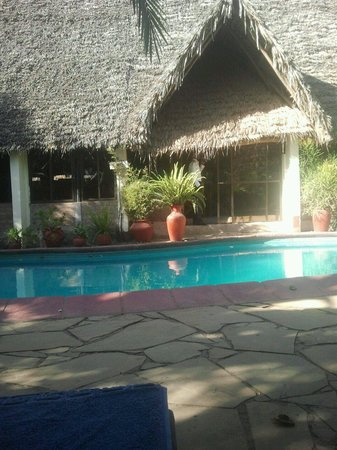 L Oasis Lodge and Restaurant Hotel : Nice