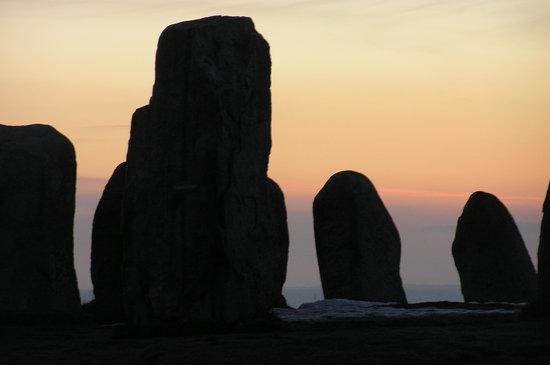 Ales Stenar - sunset 1
