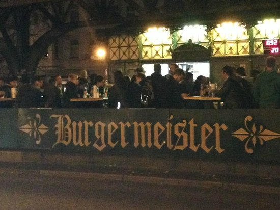 Burgermeister: Great little place