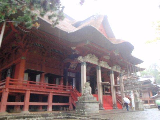Mt. Haguro: 本殿