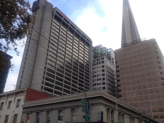 Hilton San Francisco Financial District: 外観