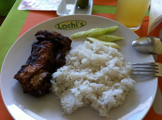 Lachi's: Pork ribs