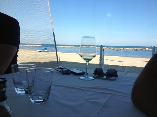 Baia Blanca Ristorante Sul Mare Peshe & Sushi : Add a caption