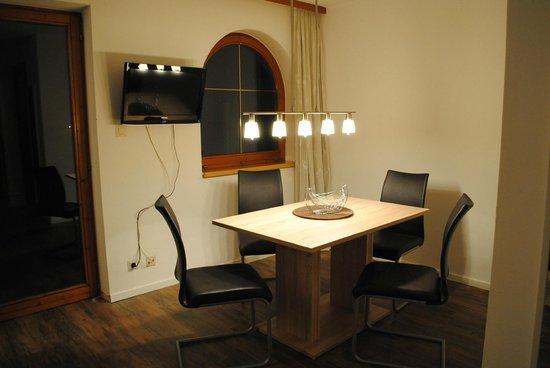 Haus Austria: Dining area