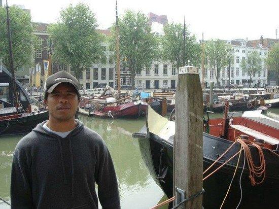 Stayokay Rotterdam : Uma foto pra recordar o lugar