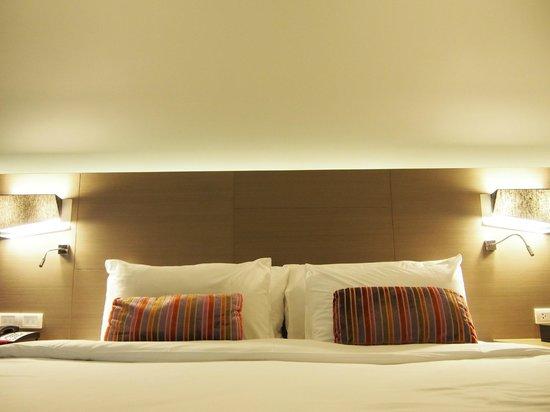 Best Western Premier Sukhumvit: ベッド