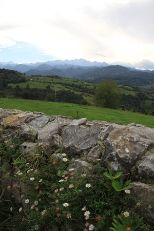 Hotel Rural Montañas de Covadonga: Vistas desde Labra