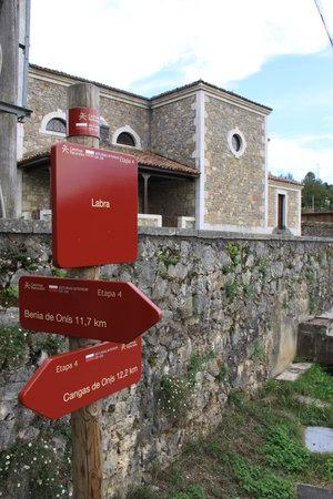 Hotel Rural Montañas de Covadonga: Labra